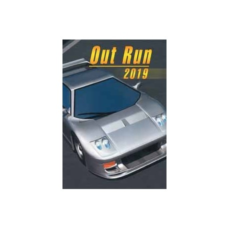 Картридж SEGA Out Run 2019