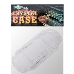 PSP Slim 3000 Case Crystal iQu (пакет)