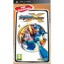 Диск PSP Megaman Maverick Hunter X