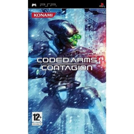 Диск PSP Coded Arms: Contagion