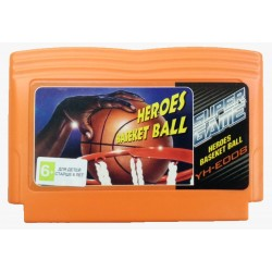 Картридж Dendy Heroes Basketball