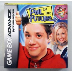 Картридж GBA Phil of the Future (русская версия)