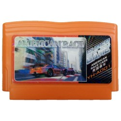 Картридж Dendy American Race Cars