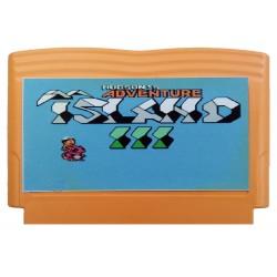 Картридж Dendy Adventure Island 3