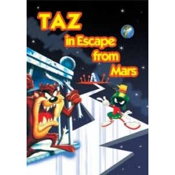 Картридж SEGA Taz in Escape from Mars (русская версия)