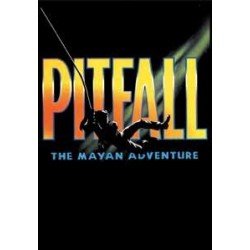 Картридж SEGA Pitfall: The Mayan Adventure