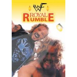 Картридж SEGA WWF Royal Rumble