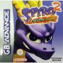 Картридж GBA Spyro 2: Season of Flame (русская версия)