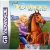 Картриж GBA Barbie Horse Adventures Blue Ribbon Race (русская версия)