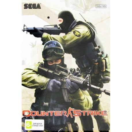 Картридж SEGA Counter Strike