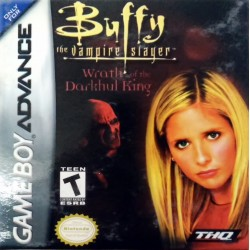 Картридж GBA Buffy The Vampire Slayer