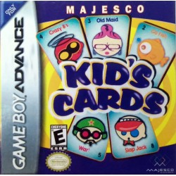 Картридж GBA Kid's Cards