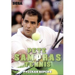 Картридж SEGA Pete Sampras Tennis (русская версия)