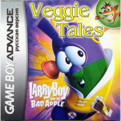 Картридж GBA Veggie Tales: Larry Boy & The Bad Apple (русская версия)