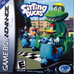 Картридж GBA Sitting Ducks