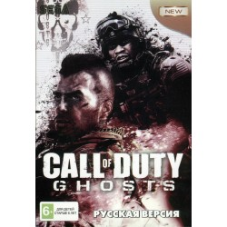 Картридж SEGA Call of Duty Ghosts (русская версия)