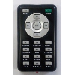 Пульт ДУ Hais PS2 DVD Remote  HS-701 для Playstation 2
