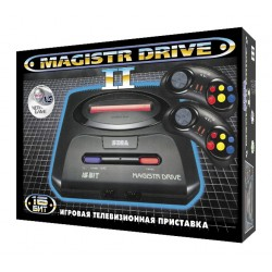 Sega Magistr Drive 2 little