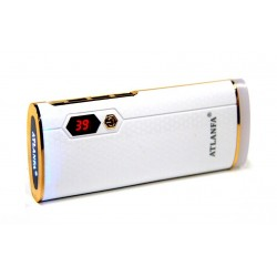 Аккумулятор Atlanfa  Power Bank AT-D2023, 3xUSB 2.1A, 18000mAh
