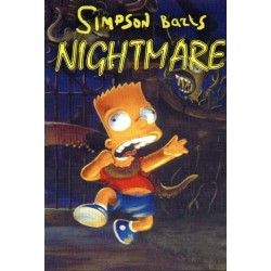 Картридж SEGA The Simpsons: Bart's Nightmare
