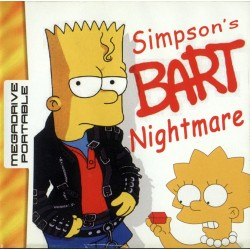 Картридж MDP Simpson's Bart Nightmare