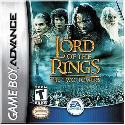 Картридж GBA Lord of the Rings: The Two Towers (русская версия)