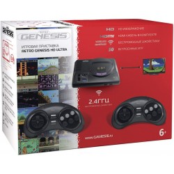 Sega Retro Genesis HD Ultra ZD-06 (50 встроенных игр)