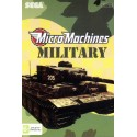 Картридж SEGA Micro Machines  Military