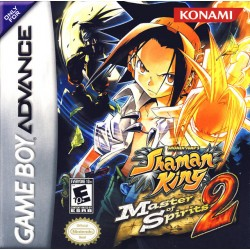 Картридж GBA Shaman King: Master of Spirits 2 (русская версия)