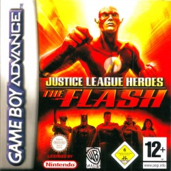 Картридж GBA Justice Leaque Heroes: The Flash  (русская версия)