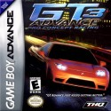 Картридж GBA Advance GT3: Pro Concept Racing (русская версия)