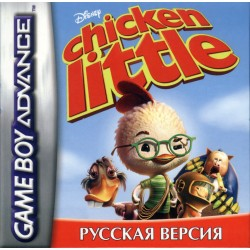 Картридж GBA Disney's Chicken Little (русская версия)