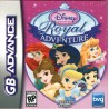 Картридж GBA Disney Princess:  Royal Adventure (русская версия)