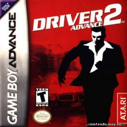 Картридж GBA Driver 2 Advance (русская версия)