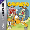 Картридж GBA Garfield and His Nine Lives (русская версия)