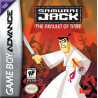 Картридж GBA Samurai Jack: The Amulet of Time (русская версия)