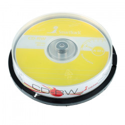 Диск CD-RW Smart Track 700mb 4-12x (по 10 банка)