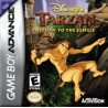 Картридж GBA Tarzan Return to the Jungle (русская версия)