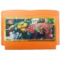 Картридж 8-бит 2 в 1 Battletoads + Battletoads & Double Dragon