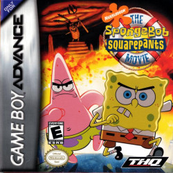 Картридж GBA Sponge Bob Squarepants: Movie (русская версия)