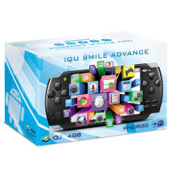 "IQU Smile Advance (Android, 4Gb, экран 4.3"") Blue (ВОССТАНОВЛЕННАЯ)"