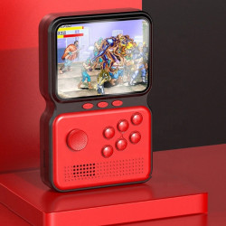 "Игровая консоль Sup Game Box Power M3 (3.5"", SD Card, NES/SNES/SMD/GBA/MAME + microSD 8Gb)"