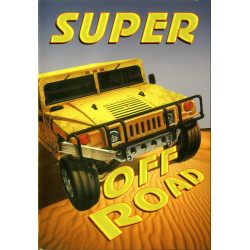 Картридж SEGA Super Off Road
